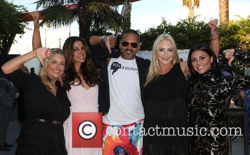 Whitney Cameron, Leilani Dowding, Peter Otero, Nikki Lund and Cassie Scerbo 8