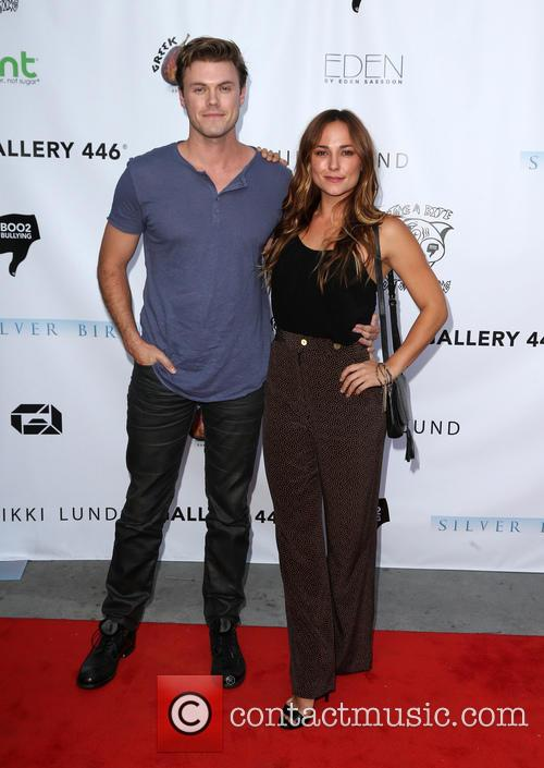 Blake Cooper Griffin and Briana Evigan 2