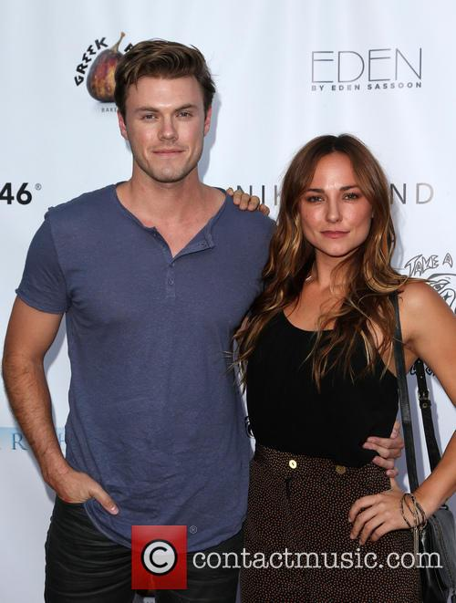 Blake Cooper Griffin and Briana Evigan 3