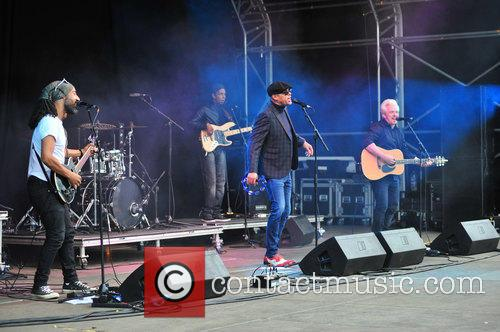 The Christians, Gary Christian and Neil Griffiths 9