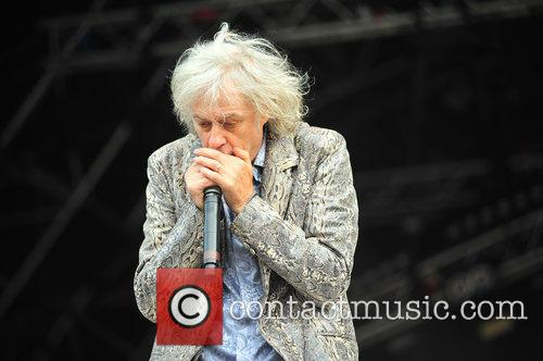 Sir Bob Geldof and The Boomtown Rats 2