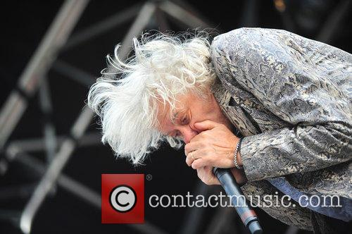 Sir Bob Geldof and The Boomtown Rats 3