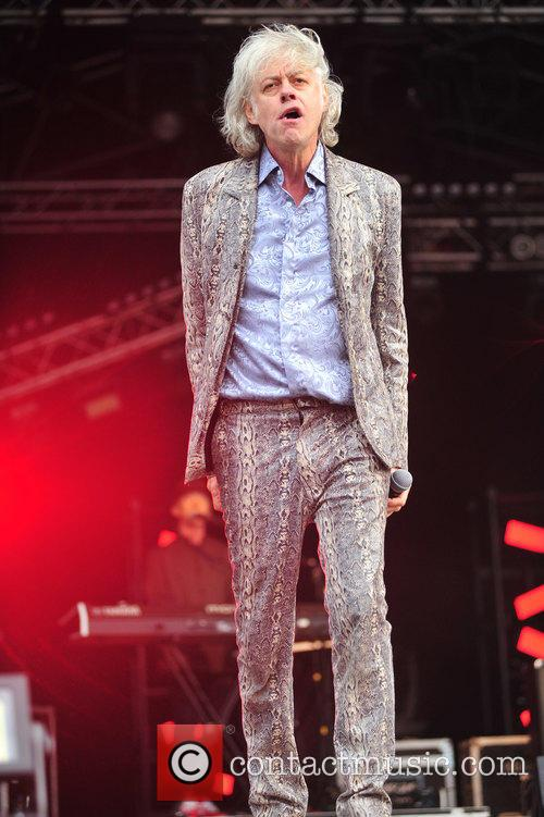 Sir Bob Geldof and The Boomtown Rats 6