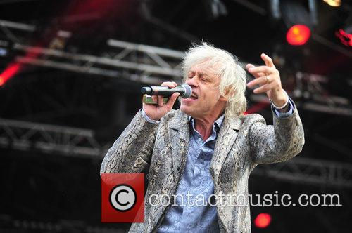 Sir Bob Geldof and The Boomtown Rats 7