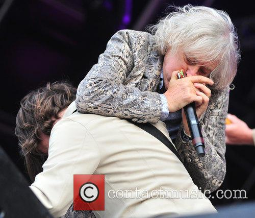Sir Bob Geldof and The Boomtown Rats 9