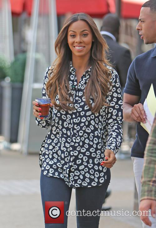 Rochelle Humes and Marvin Humes 7