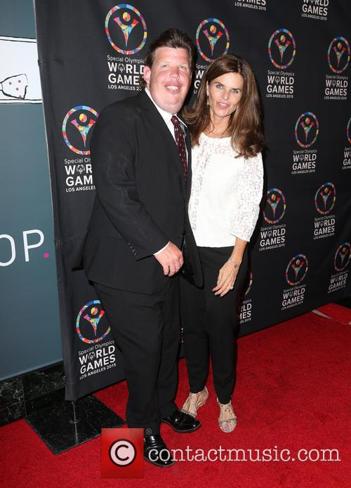 Maria Shriver and Guest 2