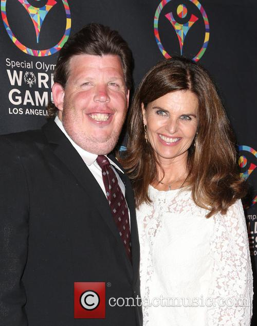 Maria Shriver and Guest 6