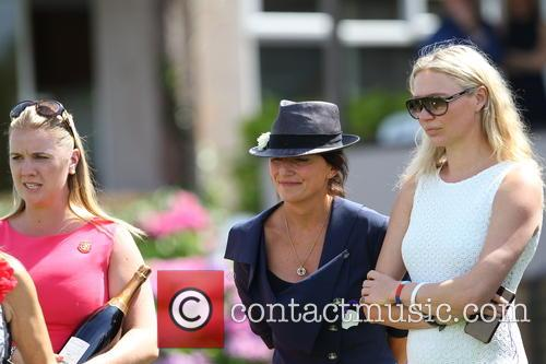 Davina Mccall and Jodie Kidd 10