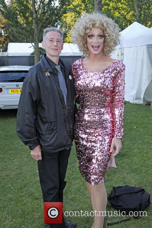 Peter Tatchell and Panti Bliss 2