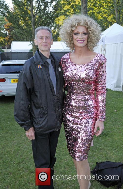 Peter Tatchell and Panti Bliss 3
