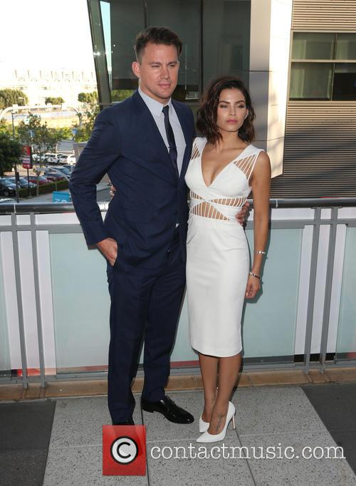 Channing Tatum and Jenna Dewan-tatum 9