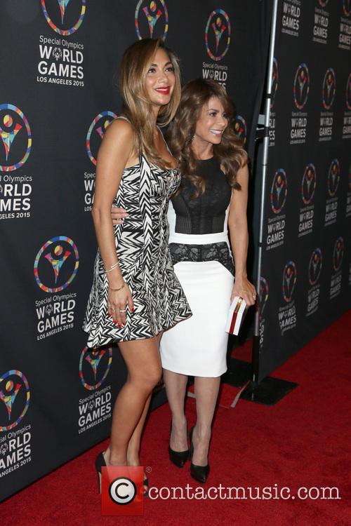 Nicole Scherzinger and Paula Abdul 8