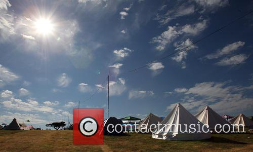 Camp Bestival 2015 at Lulworth Castle - Day...