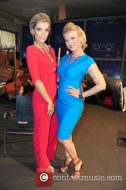 Annika Gassner and Eva Habermann 8