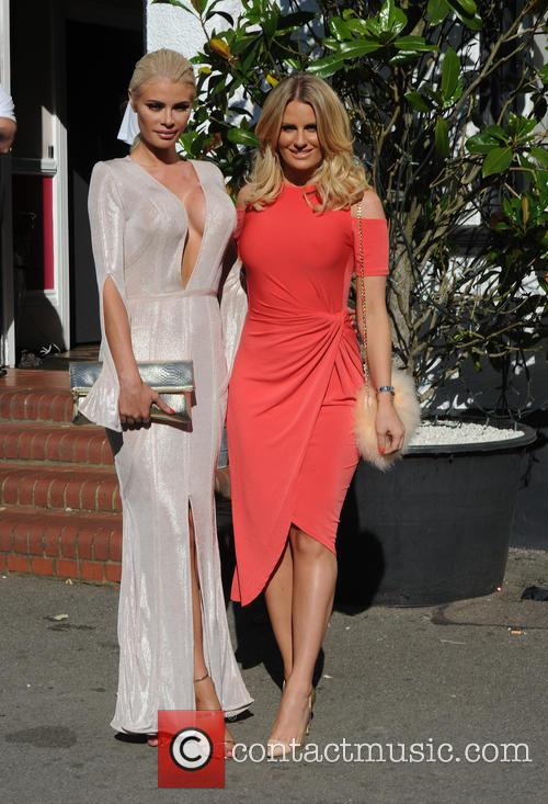 Chloe Sims and Danielle Armstrong 2