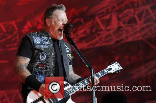 James Hetfield and Metallica 3