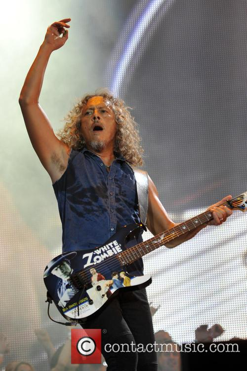 Kirk Hammett and Metallica 2