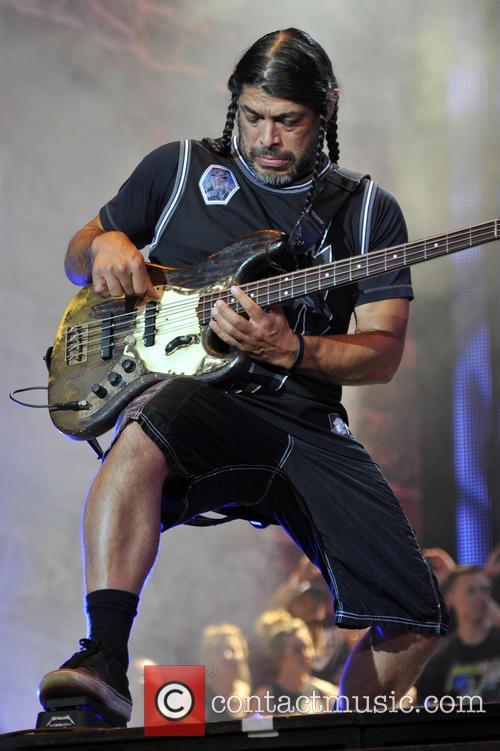 Robert Trujillo and Metallica 2