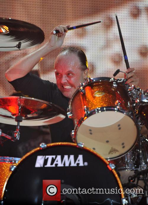 Lars Uhlrich and Metallica 3