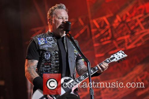 James Hetfield and Metallica 9