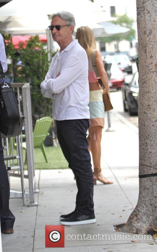 David Steinberg goes shopping in Beverly Hills