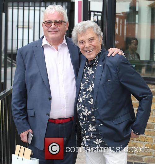 Christopher Biggins and Lionel Blair 2