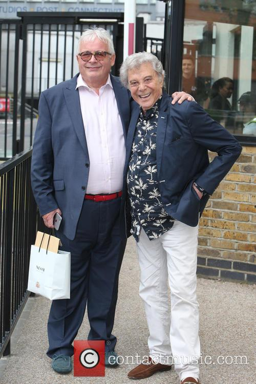 Christopher Biggins and Lionel Blair 3