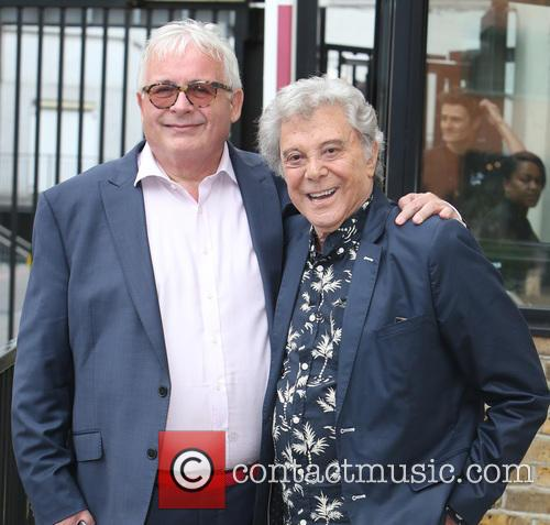 Christopher Biggins and Lionel Blair 1