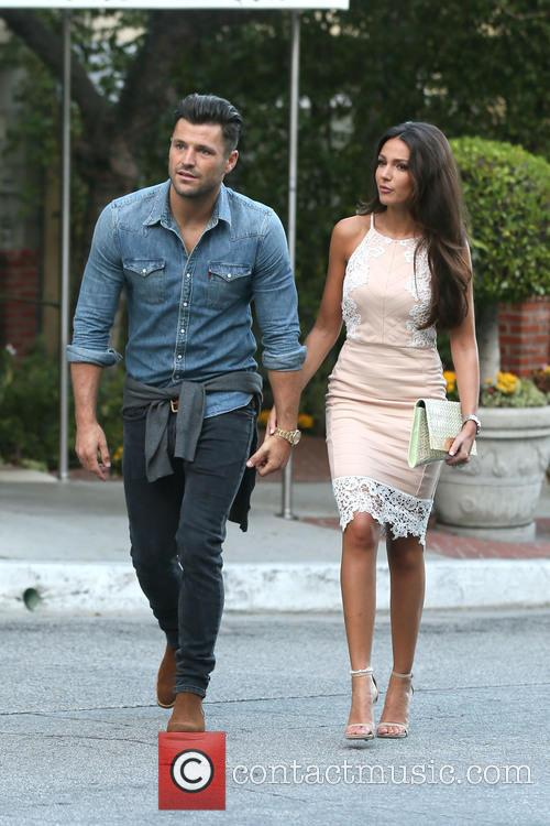 Mark Wright and Michelle Keegan 6