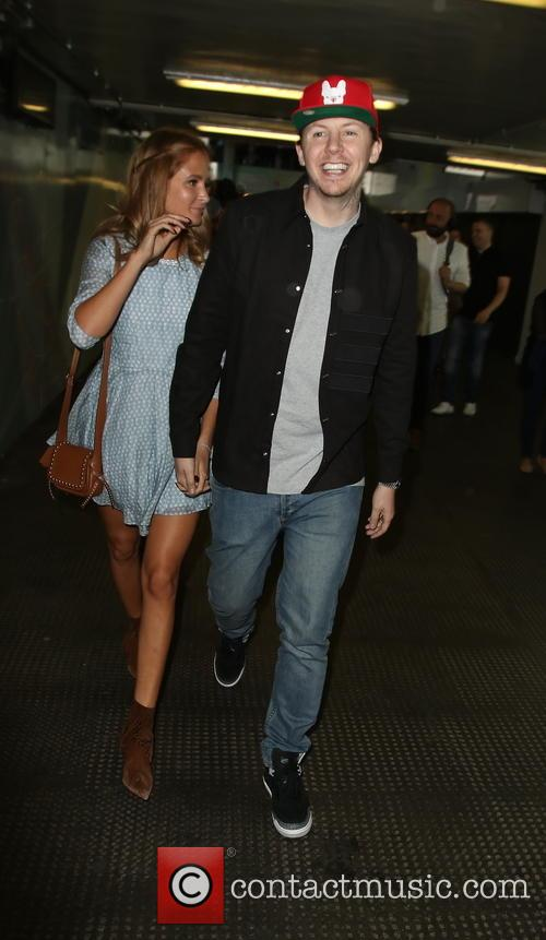Stephen Paul Manderson, Millie Mackintosh and Professor Green 3