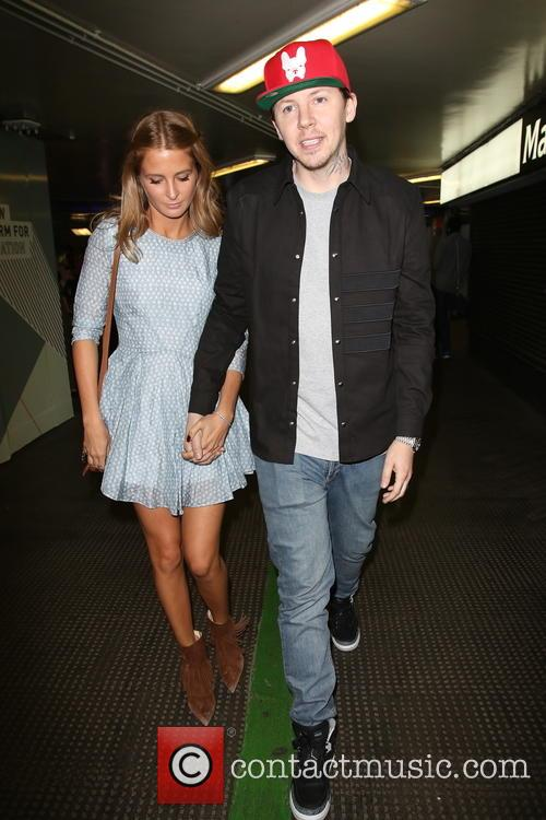 Stephen Paul Manderson, Millie Mackintosh and Professor Green 4