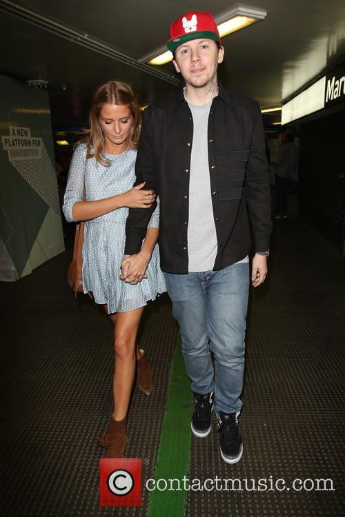 Stephen Paul Manderson, Millie Mackintosh and Professor Green 5