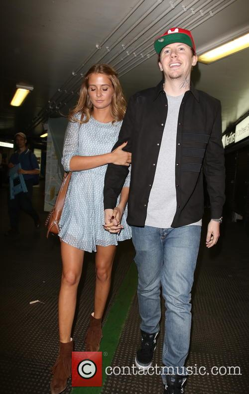 Stephen Paul Manderson, Millie Mackintosh and Professor Green 7