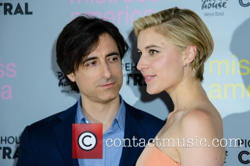 Noah Baumbach and Greta Gerwig 7