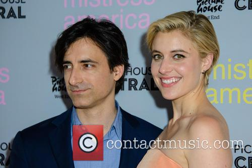 Noah Baumbach and Greta Gerwig 1