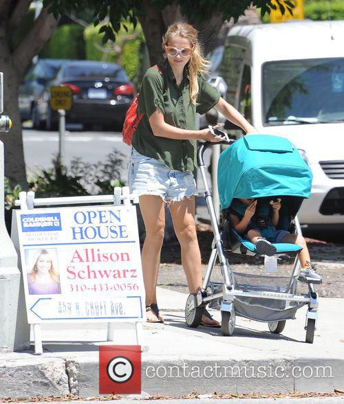 Teresa Palmer and Bodhi Webber 2