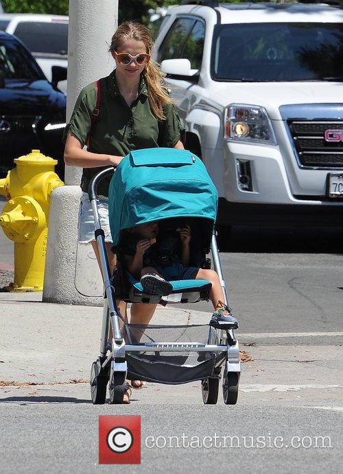 Teresa Palmer and Bodhi Webber 8