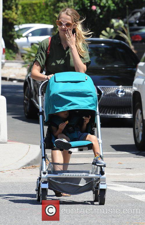 Teresa Palmer and Bodhi Webber 9