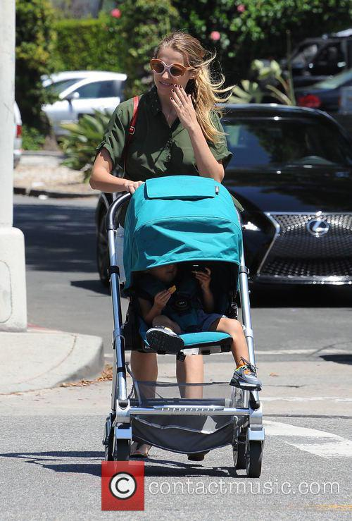 Teresa Palmer and Bodhi Webber 10