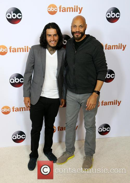 Richard Cabral and John Ridley 2