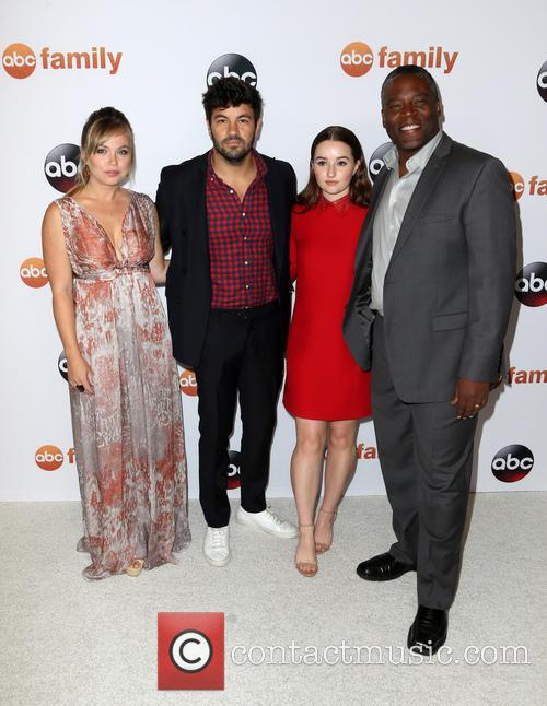 Amanda Fuller, Jordon Masterson, Kaitlyn Dever and Jonathan Adams 4
