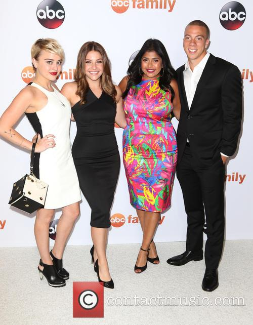 Jordan Hinson, Paige Spara, Punam Patel and Matt Murray