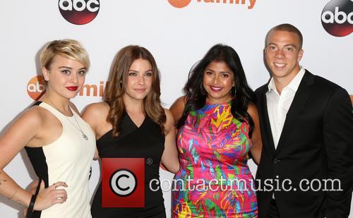 Jordan Hinson, Paige Spara, Punam Patel and Matt Murray 4
