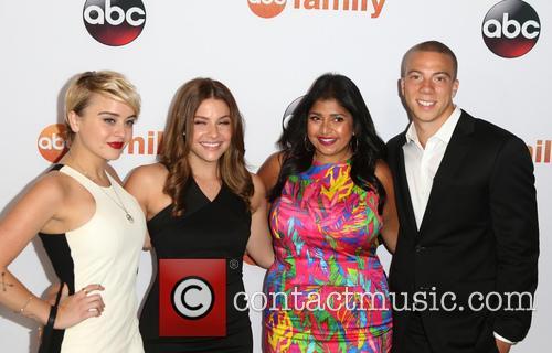 Jordan Hinson, Paige Spara, Punam Patel and Matt Murray 5