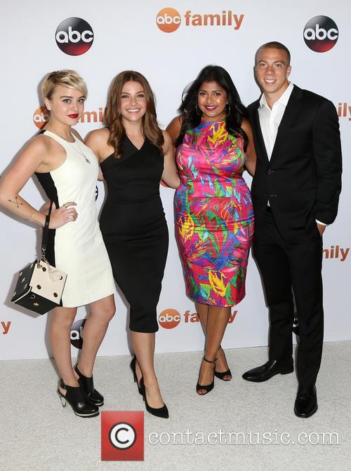 Jordan Hinson, Paige Spara, Punam Patel and Matt Murray 1