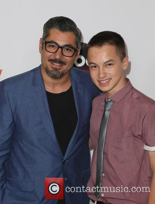 Danny Nucci and Hayden Byerly 1