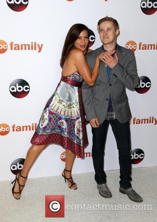 Constance Marie and Lucas Grabeel 3