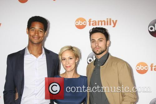 Alfred Enoch, Liza Weil and Jack Falahee 2