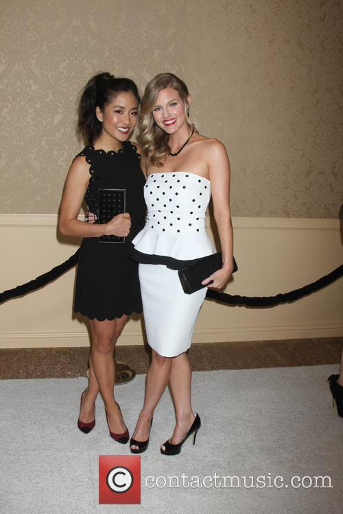 Constance Wu and Chelsey Crisp 5